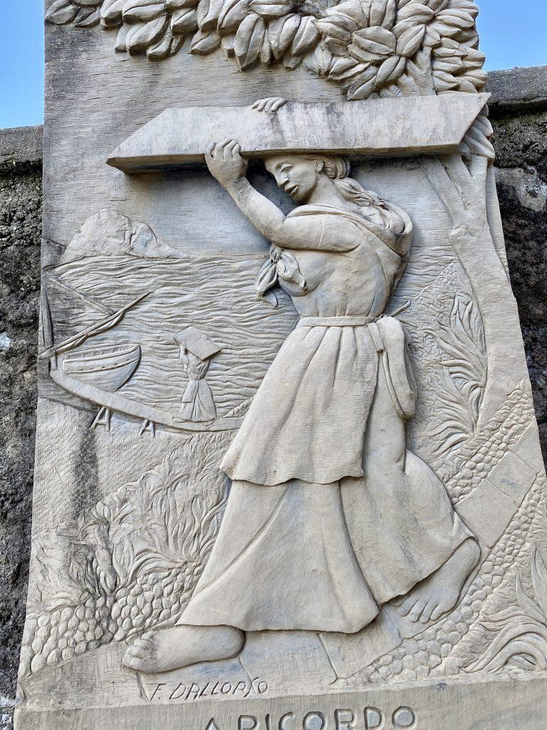 La Pietra Della Lavagna sulle vie dell'ardesia di lavagna